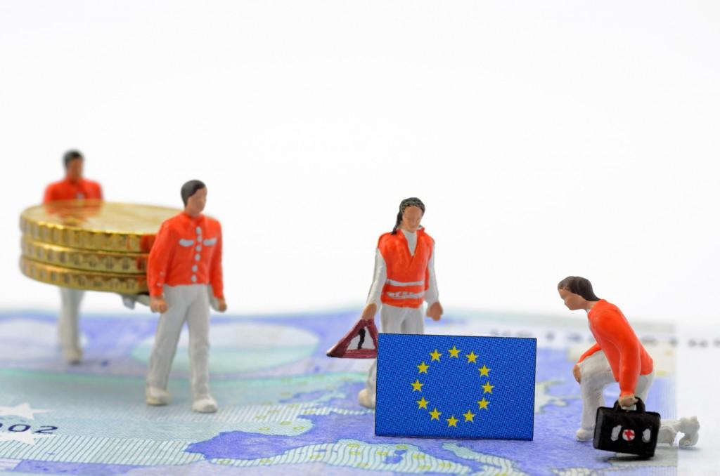 Die EU greift Spanien finanziell unter die Arme