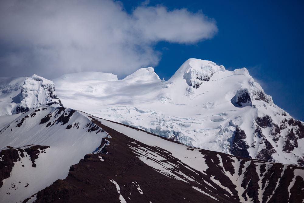 Hvannadalshnukur – der höchste Berg des Landes
