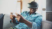 Immer mehr Videospiele bieten jetzt eine VR-Funktion an.