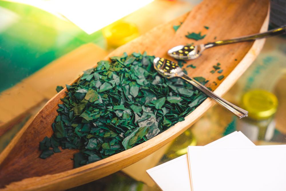 Die Spirulina-Alge als Nahrungsergänzungsmittel