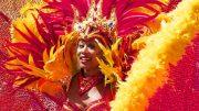 Die Karnevalskostüme sind stets aufwendig gefertigt.
