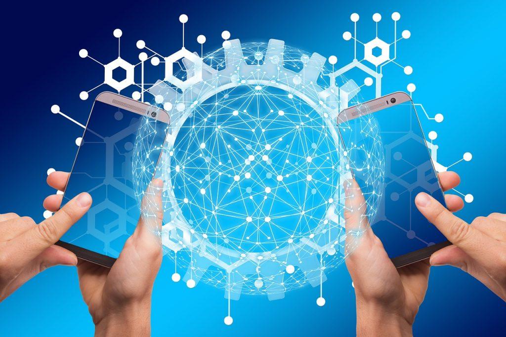 Weltweites Netzwerk dank Smartphones