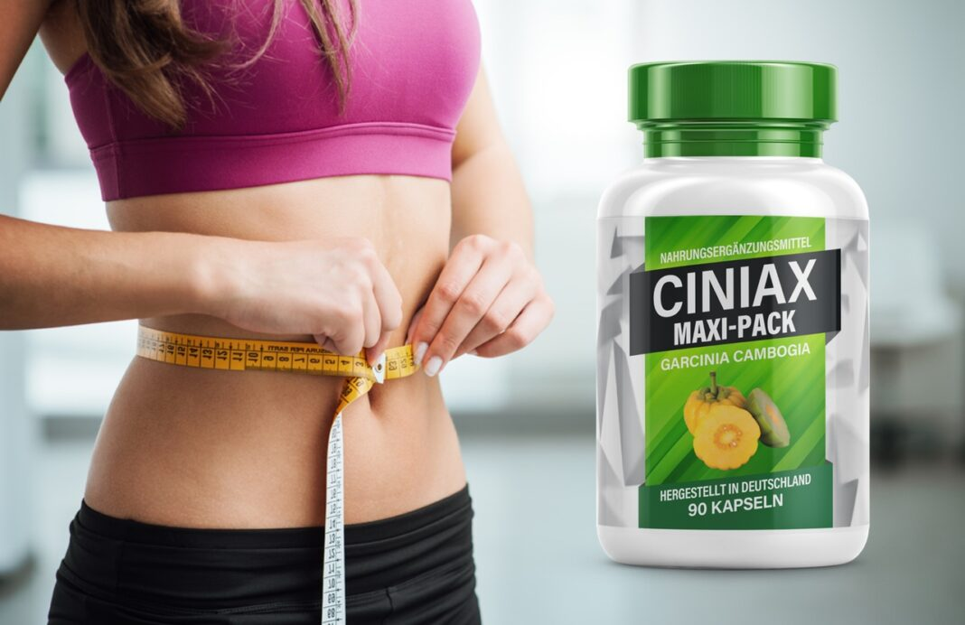 Mit Ciniax Kapseln abnehmen? Testbericht + Erfahrungen