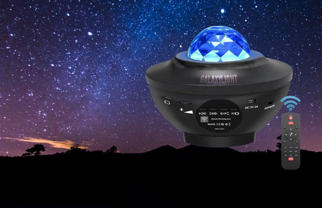 Der Lichtprojektor Galaxy Nova: Erfahrung und Bewertung