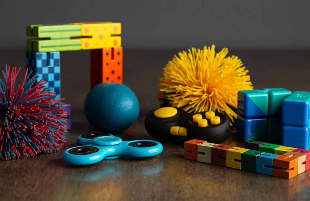 fidget toy konzentrations spielzeug kinder erwachsene